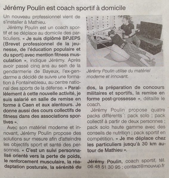 votre coach sportif domicile dans le ouest france caen. Black Bedroom Furniture Sets. Home Design Ideas